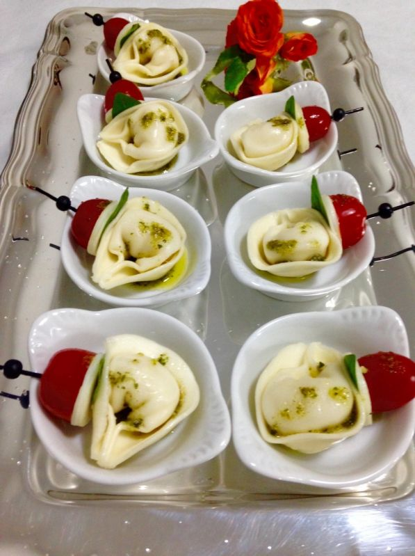 Buffet de Finger Food  na Vila Ramos - Finger Food para Casamento
