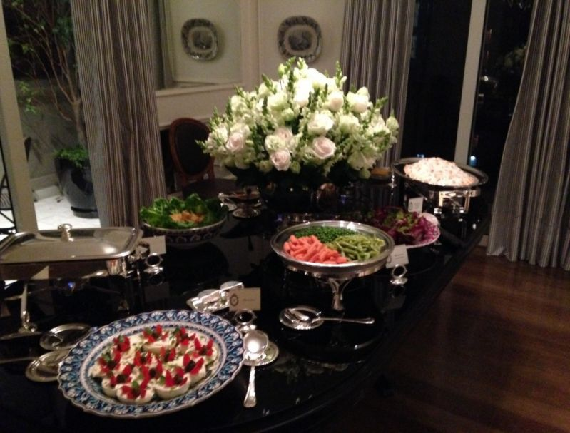 Buffets em Domicílio para Festas no Jardim Abrantes - Buffet a Domicílio Zona Norte