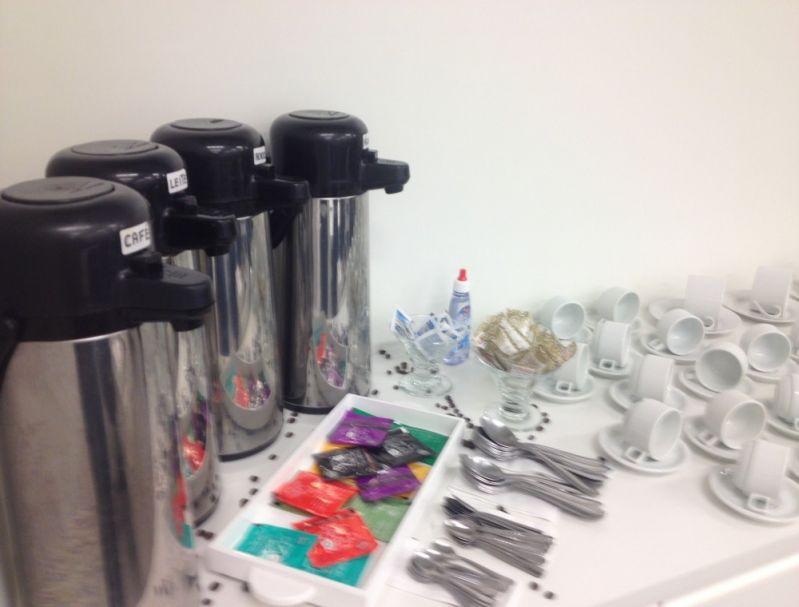Coffee Break de Confraternização  na Vila Rubi - Empresa de Coffee Break em Campinas
