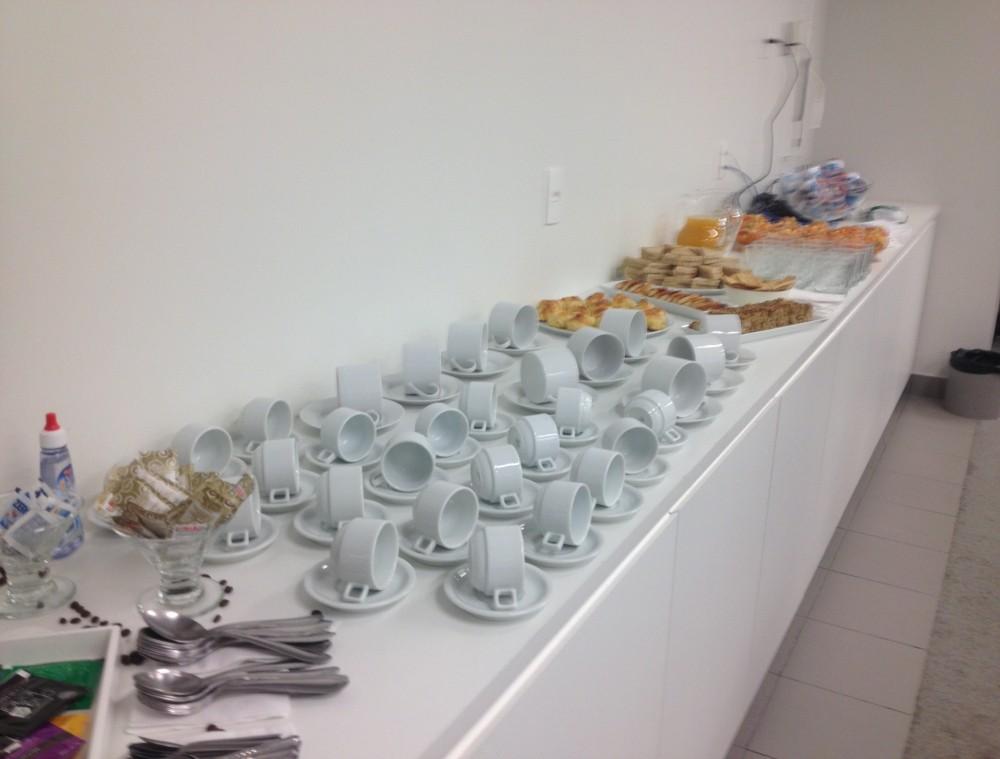 Coffee Break para Confraternizar  na Vila Roli - Empresa de Coffee Break em Guarulhos