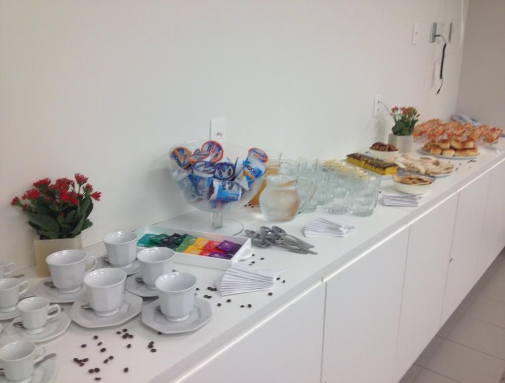 Confraternização da Empresa com Coffee Break no Jardim Colonial - Empresa de Coffee Break em Campinas