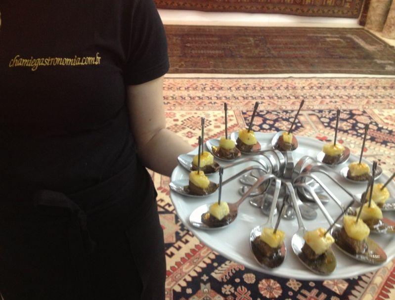 Contratar Empresa Faz Festa em Domicílio no Jardim Tereza Rosa - Buffet a Domicílio para Noivado