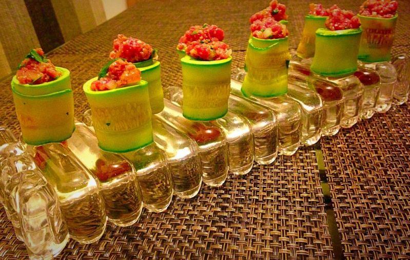 Fazer Eventos em Casa na Chácara Flora - Buffet a Domicílio para Noivado