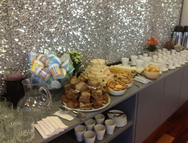 Onde Achar Buffet em Domicílio para Festas e Eventos na Vila Orlando - Buffet a Domicílio SP Casamento