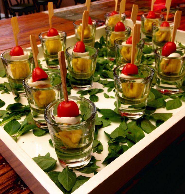 Onde Achar um Buffet Finger Food no Jardim Boa Vista - Serviços de Finger Food