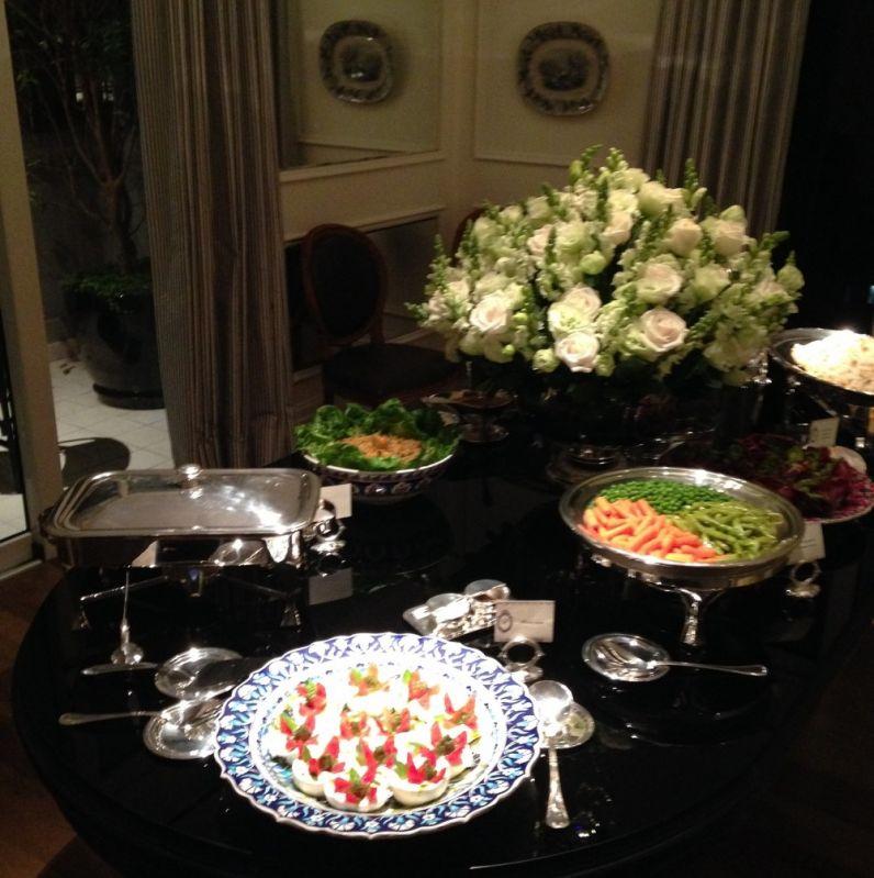 Onde Contratar Buffets em Domicílio para Festas e Eventos no Jardim Ceci - Buffet a Domicílio Zona Sul Casamento