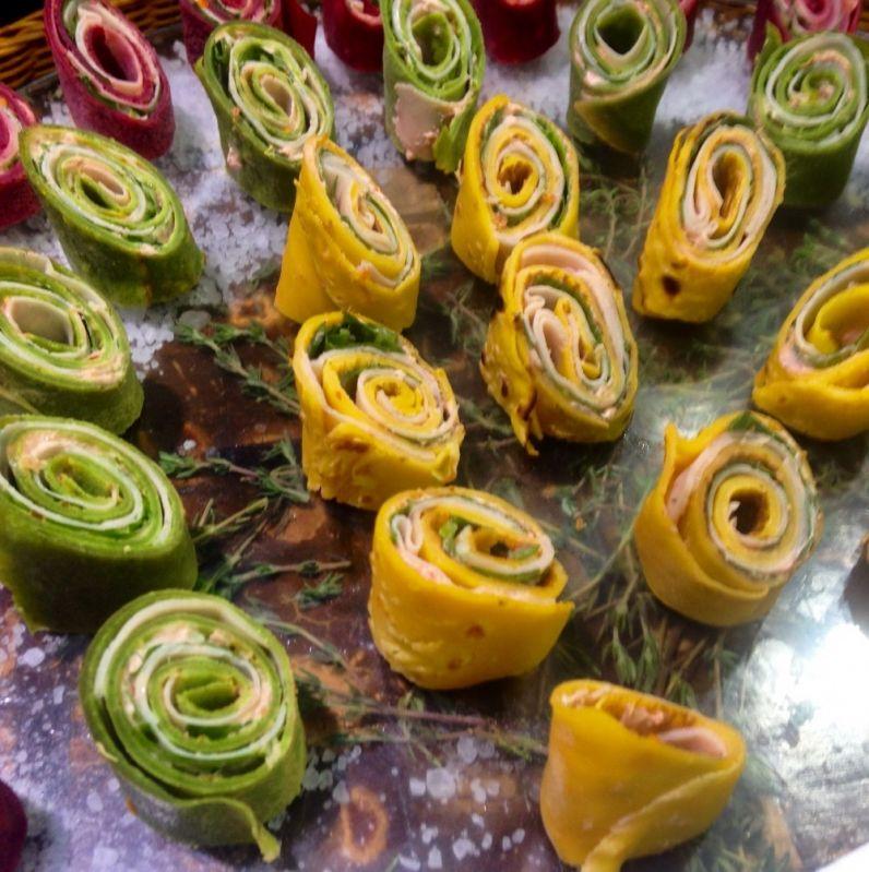 Onde Localizar Empresa de Finger Food no Jardim Neide - Buffet de Finger Food