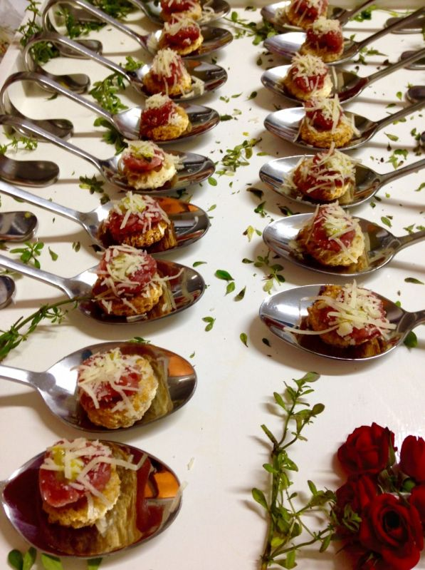 Onde Tem Personal Chefs na Vila Rosina - Personal Chef Buffet
