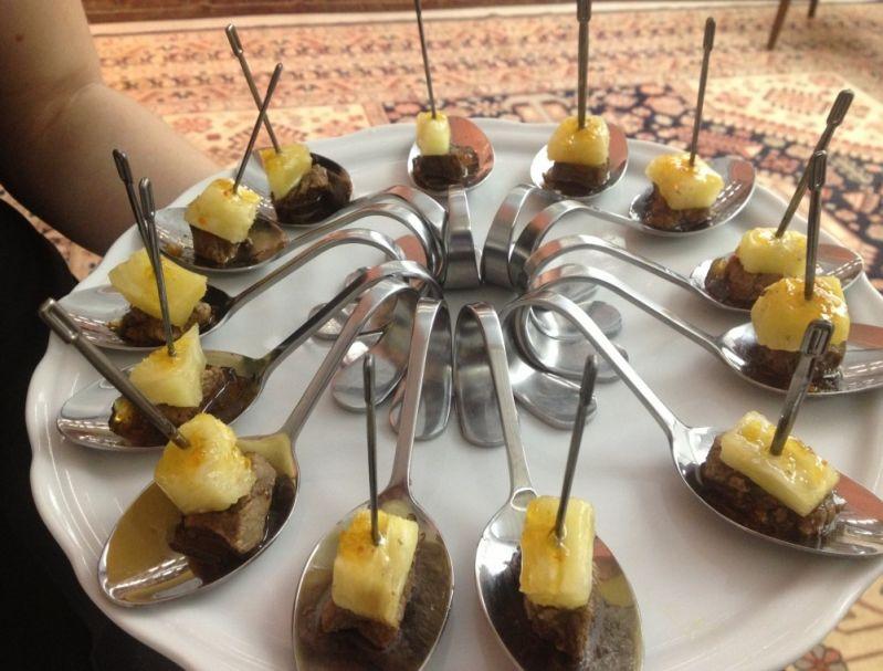 Qual o Valor de Finger Food para Casamento na Vila Santista - Finger Food na Zona Norte