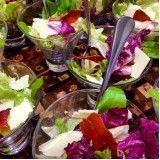 Buffet completo com Catering no Jardim das Rosas