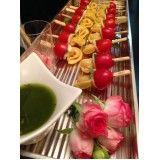 Catering com ótimos valores no Jardim Piracema