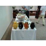 Contratar buffet para evento na Vila Santa Rita