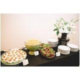 Contrate serviço de buffet para casamento no Jardim Aricanduva