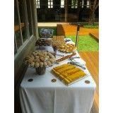 Onde achar buffet em domicílio para festa e evento na Chácara do Sol