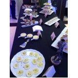 Onde contratar Buffet de Weddings no Jardim Gilda Maria