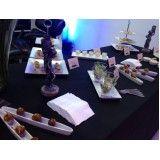 Onde localizar Buffet de Weddings na Vila Sapaio