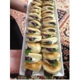 Qual o preço de um Buffet Finger Food na Vila Campos Sales