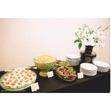 Quanto custa Buffet de Weddings no Jardim Laura
