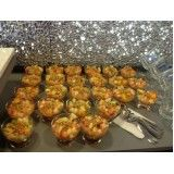 Serviço de buffet em domicilio para festas em Areião