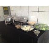 Serviço para Catering no Jardim Umuarama