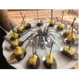 Valor de buffet para casamento na Vila Graciosa