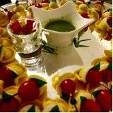 Valor de buffet para festa de casamento no Sítio Santa Cecília