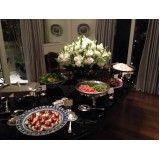 Valor de um Buffet de Weddings na Chácara Maria Trindade